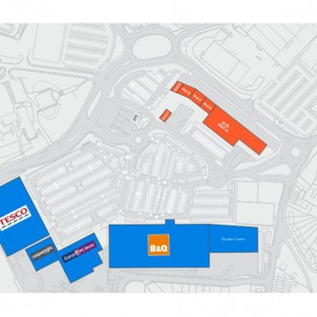 Abbey Retail Park stores plan