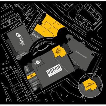 Broadway Plaza stores plan