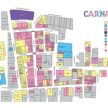 Carnaby London stores plan