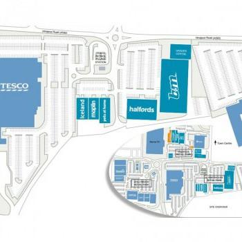 Cornerhouse Park stores plan