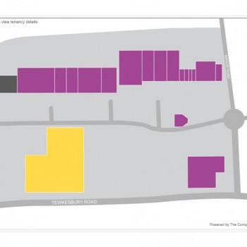 Gallagher Retail Park stores plan