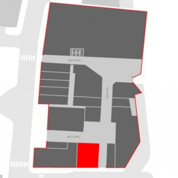 Gosforth Shopping Centre stores plan