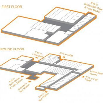 Intu Broadmarsh stores plan