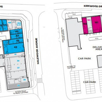 Kenton Retail stores plan