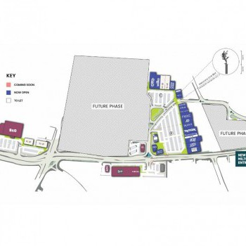 Liverpool Shopping Park stores plan