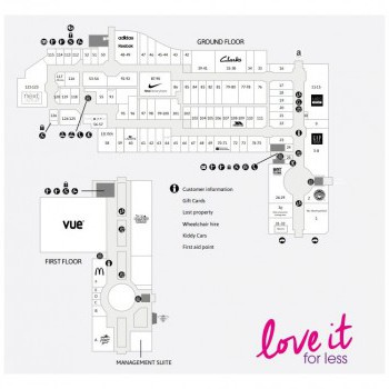 Livingston Designer Outlet stores plan