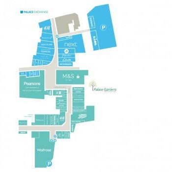 Palace Exchange stores plan