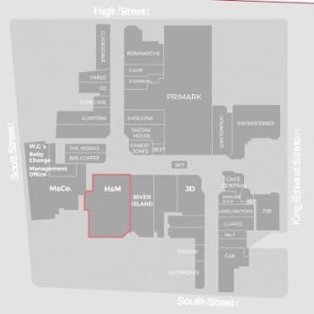 St. John's Centre stores plan