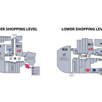 The Belfry stores plan