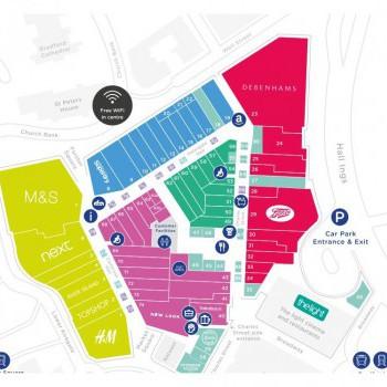 The Broadway Bradford stores plan
