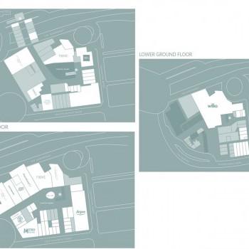 The Victoria Shopping Centre stores plan