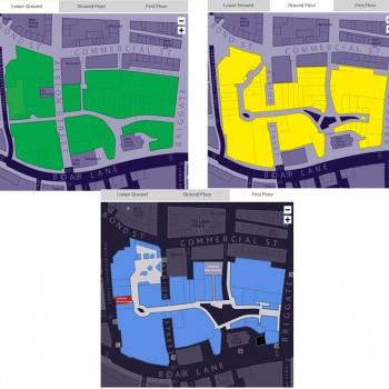 Trinity Leeds stores plan