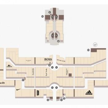 York Designer Outlet stores plan